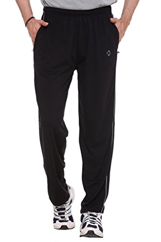 Mens-Cotton-blended-Track-Pants-with-Zipper-Pockets