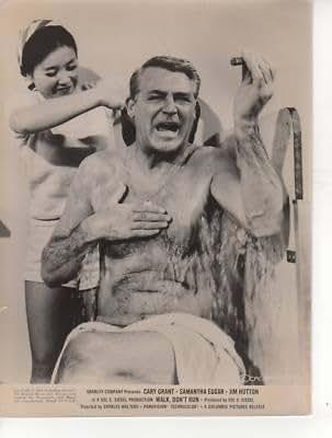 PHOTO Original B3754 Cary Grant Shirtless at Amazon's Entertainment