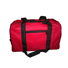 Emergency Survival Disaster 5 Person Home / Office Duffel Bag Kits Earthquakes Hurricanes Tornados Fires Be Prepared
