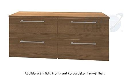 Pelipal Sonic Sideboard SI - 01 Bathroom SDB Comfort N 118 x 50 x 33 CM