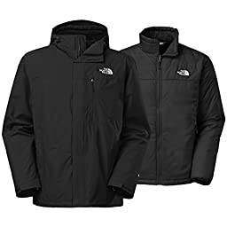 The North Face Mens Carto Triclimate Jacket - TNF Black - Large