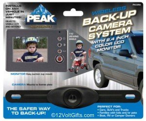 Peak Wireless Backup Camera