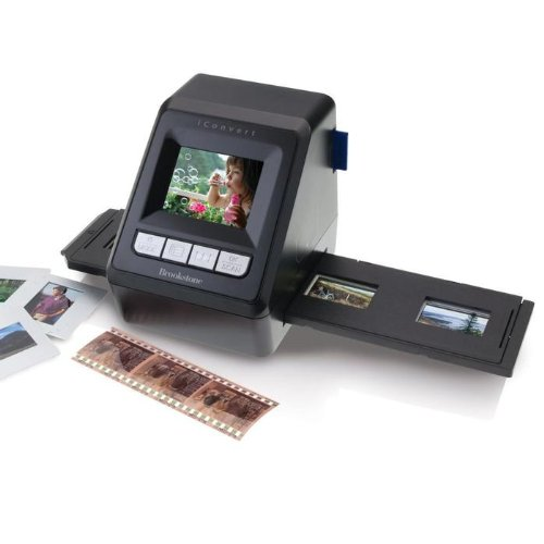 iConvert Instant Slide & Negative Scanner