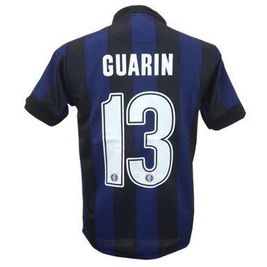 サッカーユニフォーム 13-14 インテル ホーム 背番号 13 フレディ グアリン Mサイズ hqh-510-2014