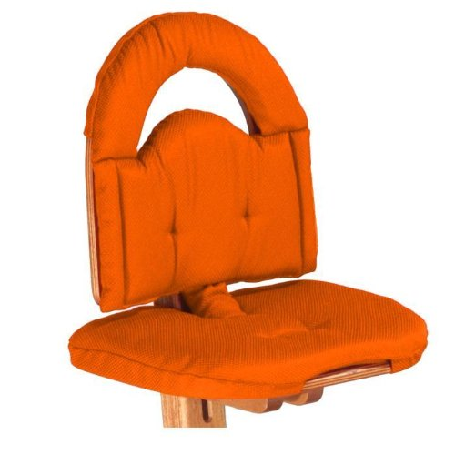 Svan high chair orange wallfree ninja