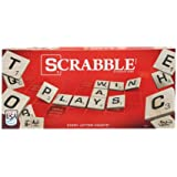 Hasbro Scrabble Crossword Game