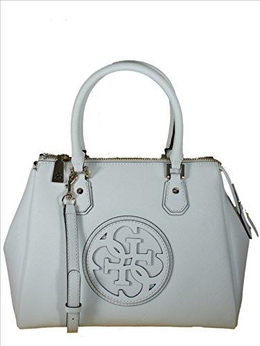GUESS Damen HWVG62 11060 Tasche, Weiß (White), Einheitsgröße