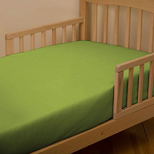 Lime Green Toddler Bedding
