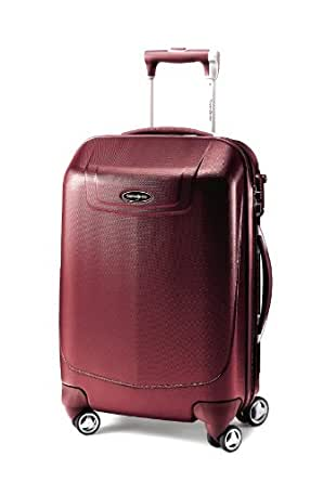 Samsonite Luggage Silhouette 12 Hs Spinner 22,Dark Red,One Size
