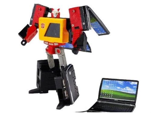 Transformers 4 Port USB Hub