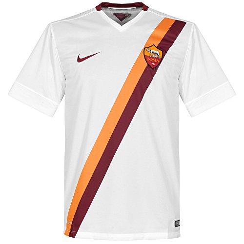 2014-2015 AS Roma Away Nike Football Shirt