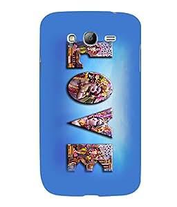 printtech Love Gods Radha Krishna Back Case Cover for Samsung Galaxy Grand Neo::Samsung Galaxy Grand Neo i9060