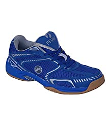 Feroc Badminton Blue Sports Shoe (7, Blue)