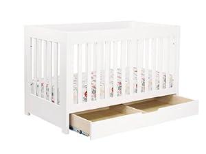 Babyletto Mercer 3 in 1 Convertible Crib