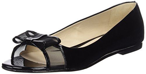 Paco GilP3027 - Ballerine scarpe da donna, colore nero, taglia 37