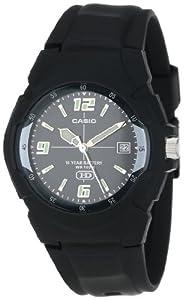 卡西欧CASIO Men's MW600F-1AV Watch 十年电池运动手表 $15.77