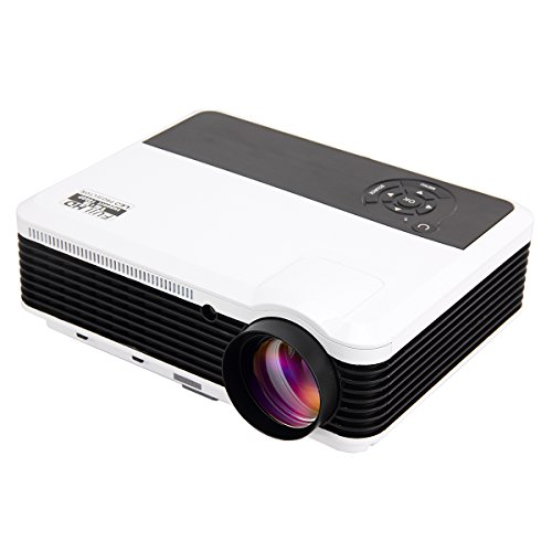 Eug 5 8 Tft Wireless Android Projector 3600 Lumens Hdmi