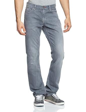 Tommy Hilfiger Herren Jeans Normaler Bund Mercer Steermans Worn / 887834817, Gr. 32/32, Blau (499 Steermans Worn)