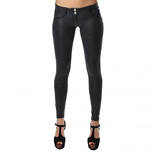 Freddy Donna Pantalone Lungo WR.UP Shaping Effect Skinny WRUP1LX3E N0 Nero (L)