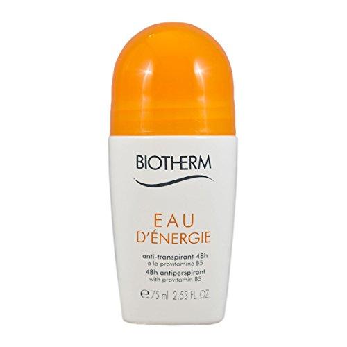 Biotherm Eau d'Energie femme / donne, profumato antitraspirante, 1er Pack (1 x 75 g)