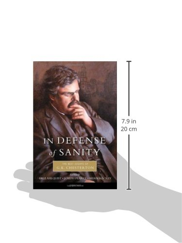 chesterton best essays In defense of sanity: the best essays of gk chesterton - ebook written by gilbert keith chesterton read this book using google play books app on your pc, android, ios devices.