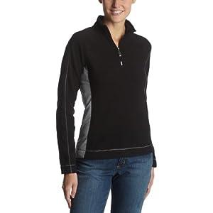 ALO Women's Micro Fleece 1/4 Zip Pullover