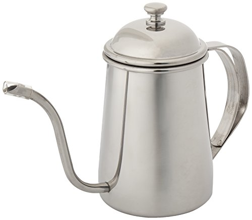Yama Glass Yama Stainless Steel Kettle, 24 oz., Stainless Steel (Yama Kettle compare prices)