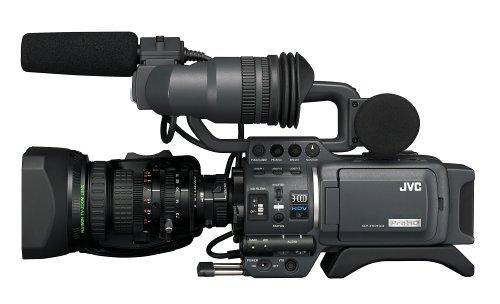 JVC GY-HD110U High Definition 3-CCD MiniDV Professional Camcorder with 16x ProHD Fujinon Lens
