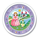 Happily Ever After Children's Clock by Olive Kids