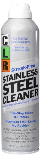 CLR CSS-12 Stainless Steel Cleaner, 12 oz Aerosol Spray