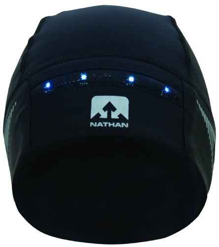 Nathan Women'S Dome Light With Light Wave, Small/Medium, Black
