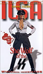 Ilsa - She Wolf of the SS [VHS]