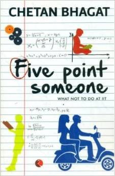 Five Point Someone ; What Not To Do at IIT Image