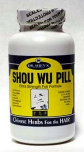 Buy Shou Wu Youthful Hair 200T (700mg)