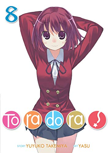 Toradora! (Light Novel) Vol. 8 [Takemiya, Yuyuko] (Tapa Blanda)