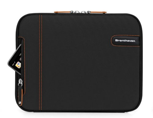 Brenthaven ProStyle Zip Sleeve for iPad (2129)