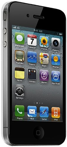 Tunewear Eggshell Protective Case for iPhone 4 (Clear) (Fits AT&T iPhone)
