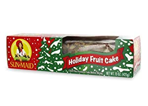 Sunmaid Fruit Cake Bar - 15 oz.