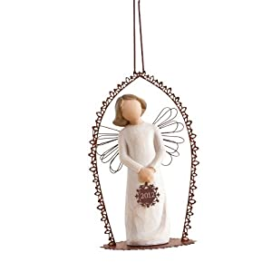 #!Cheap Willow Tree 2012 Trellis Ornament by Susan Lordi, 26440