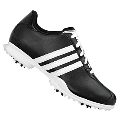 Adidas Driver May S Golf Shoes Women's Black/White 5