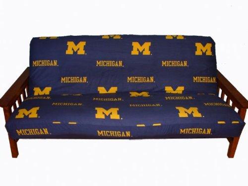 Ncaa Futon Slipcover Ncaa Team: Michigan front-960307