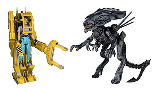 Funko-Reaction-Aliens-Ripley-Power-Loader-Queen-Action-Figure-3-Pack