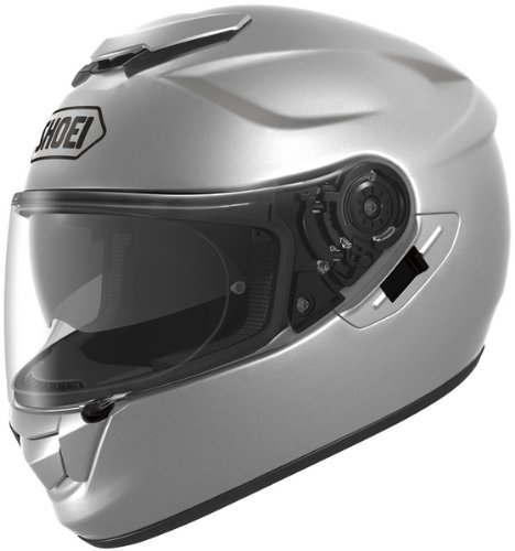 Shoei Gt-air Silver SIZE:LRG Full Face Motorcycle Helmet
