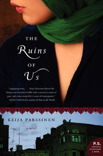 Amanda Ward Interviews Keija Parssinen, author of 