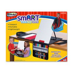 The Board Dudes Easel, Table Top, Smart Art, Assorted (BDU48504UA6) Category: Easels and Easel Pads