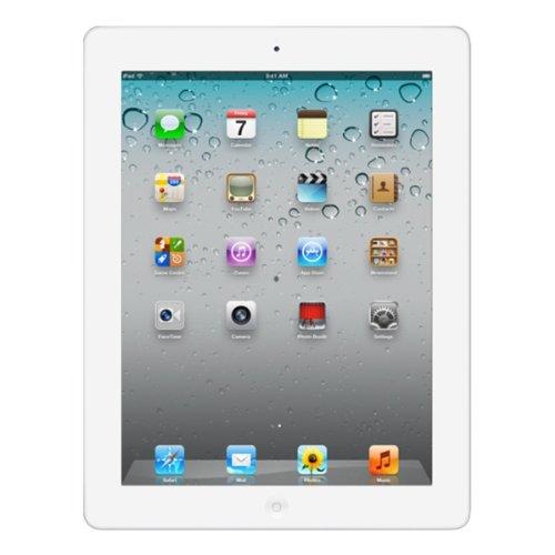 Apple iPad 2 with Wi-Fi 64GB - iOS 5 - White MC991LL/A