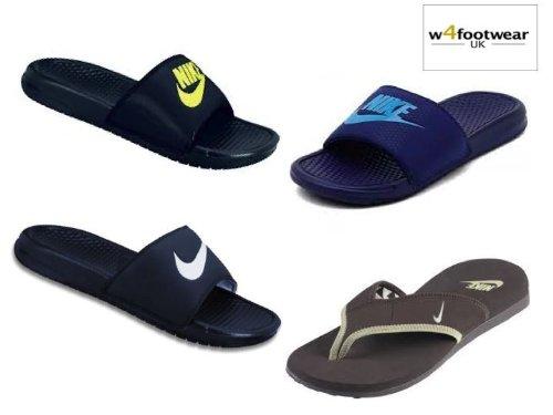 Nike Slipper Mens Benassi Jdi Blue