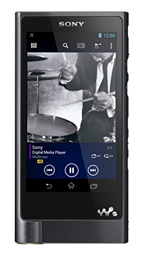 SONY 【ハイレゾ音源対応】Android搭載デジタルオーディオプレーヤー walkman NW-ZX2 BM