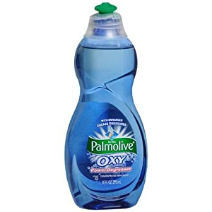 Palmolive Oxy Plus Concentrated Dish Washing Liquid 10 Fl Oz. (4 Pack).. iwgl