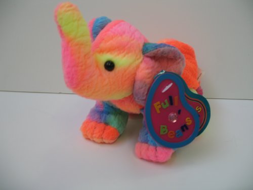 Birthstone Full O' Beans: (October) Trumpet the Elephant - 1